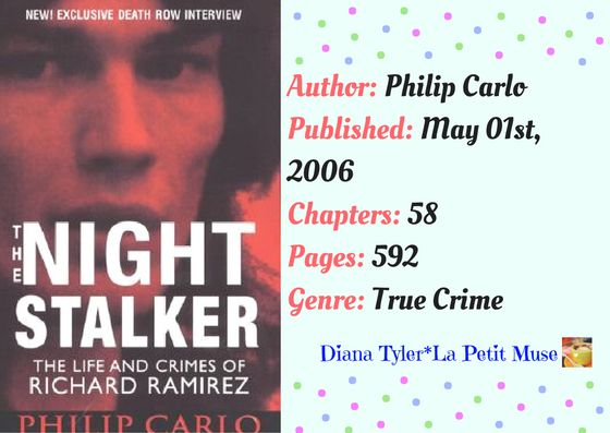 Book #115: The Night Stalker: The Life and Crimes of Richard Ramirez