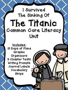 writing assignments for the titanic