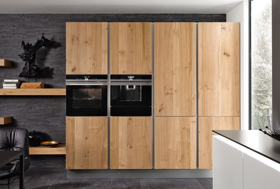 Drewniane wkłady na sztućce Drewno w kuchni Pinterest Kitchens - nolte küchen zubehör