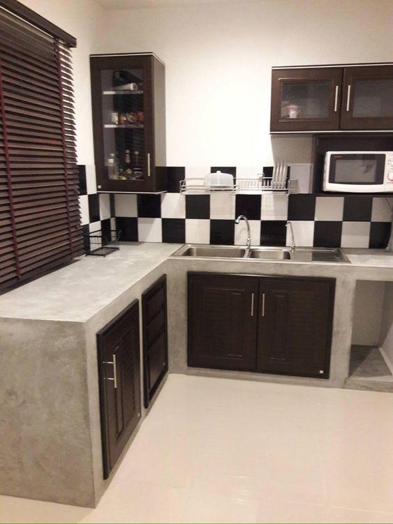 Barras De Cocina Para Casas De Infonavit En 2020 Barras De