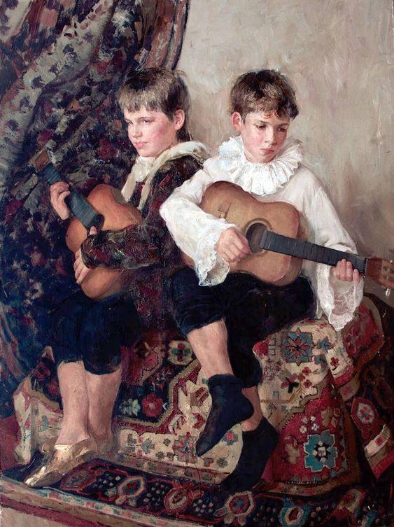 Natasha Milashevich /Наталья Милашевич, 1967   Tutt'Art@   Pittura * Scultura * Poesia * Musica  