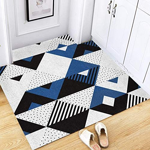 Carpet Modern Minimalist Tailorable Floor Mat Geometric Pattern Doorway Foot Pad Home Entrance Large Size In 2020 Neutral Area Rugs Carpet Manufacturers Rugs On Carpet