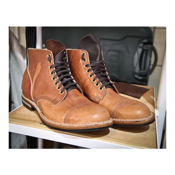 Fancy - Viberg Boots - Fall Winter 2012 - Clothing | Selectism.com via Polyvore