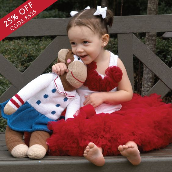 Memorial Day Sale! Take 25% off everything<3 Use code: RS25 www.zubels.us #toys #baby #sale #knit #memorialday