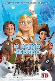 O REINO GELADO THE SNOW QUEEN