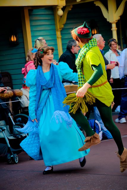 Peter Pan and Wendy | Flickr - Photo Sharing!