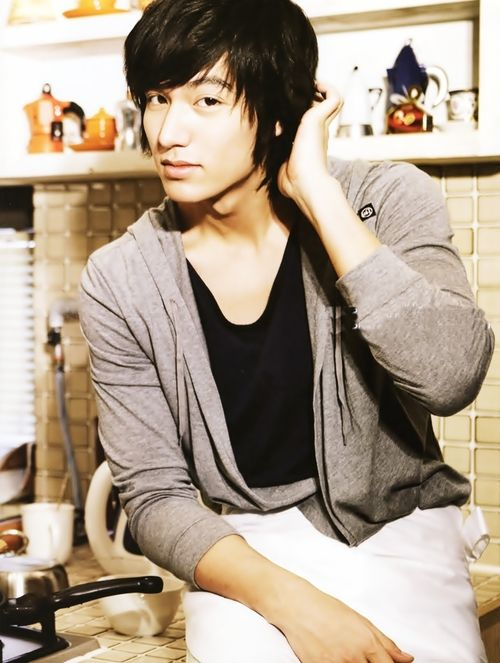 Korean Actor Lee Min Ho I Am In Love With This Guy I 39 M
