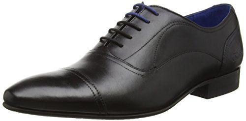 Ted Baker Cirek 2, Chaussures richelieu homme - Noir - Noir, 45 (11 UK) EU