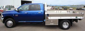 Aluminum Pickup Truck Flatbeds
