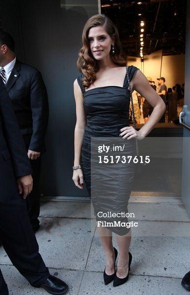 Ashley Greene Steps Out in Casadei Heels After Donna Karan Spring 2013 Show on http://www.shockya.com/news