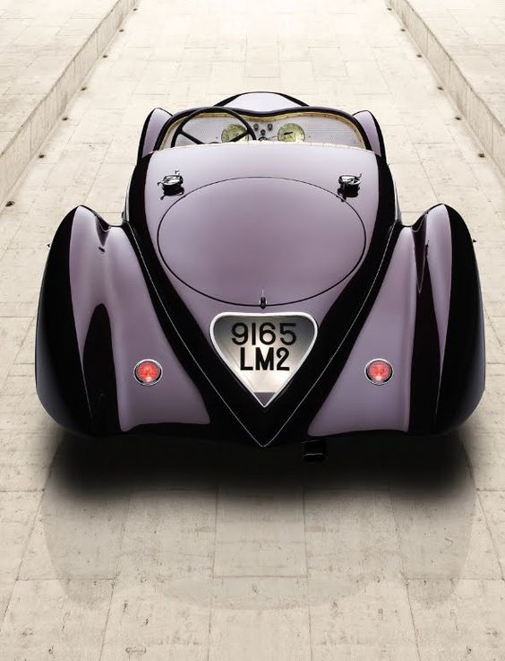Peugeot 402 Darl'mat Roadster '37-'38