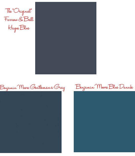 Benjamin Moore Blues: Pinterest • The World's Catalog Of Ideas