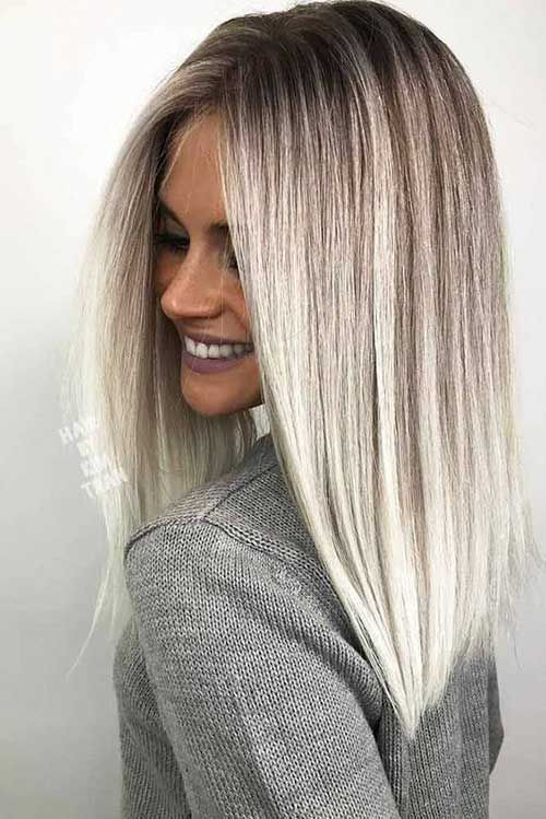 40 Best Long Bob Haircut Ideas 2020 In 2020 With Images Long