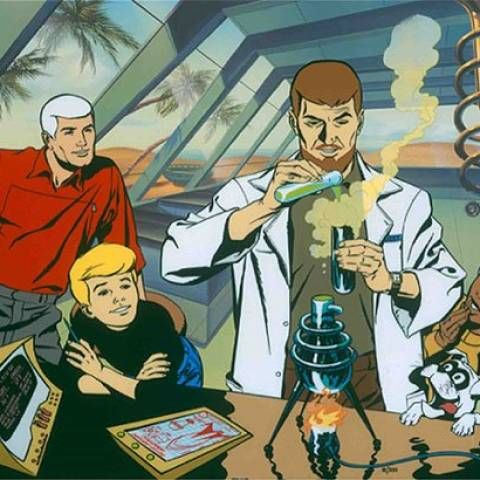 Jonny Quest screenshots, images and pictures - Comic Vine