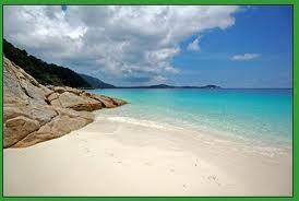 Kuta Beach, Lombok Island, Indonesia