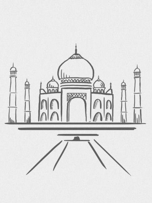 Pin De Sofia Malabet En S En 2020 Dibujos A Lapicero Dibujos Simples Ciudad Dibujo