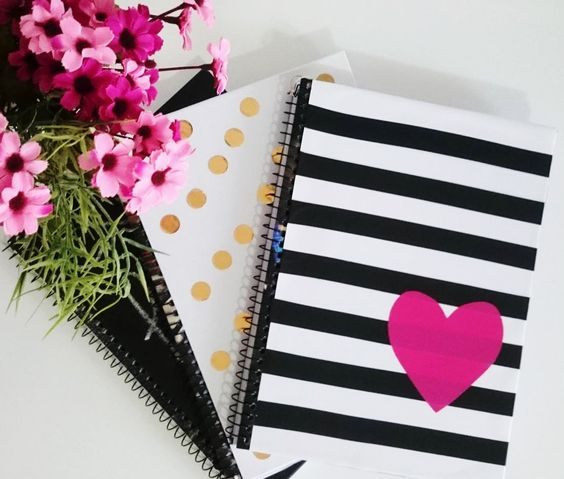 Cadernos customizados -  Customized Notebooks - Planner: