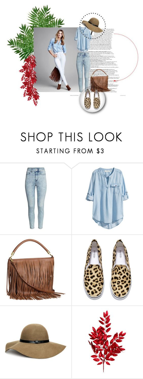 """H&M"" by dina-97 ❤ liked on Polyvore featuring H&M"