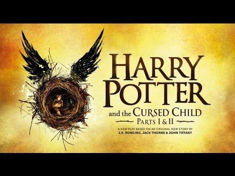 Harry Potter A Proklete Dite Trailer 2020 Harry Potter Cursed Child Harry Potter Play Harry Potter Stories