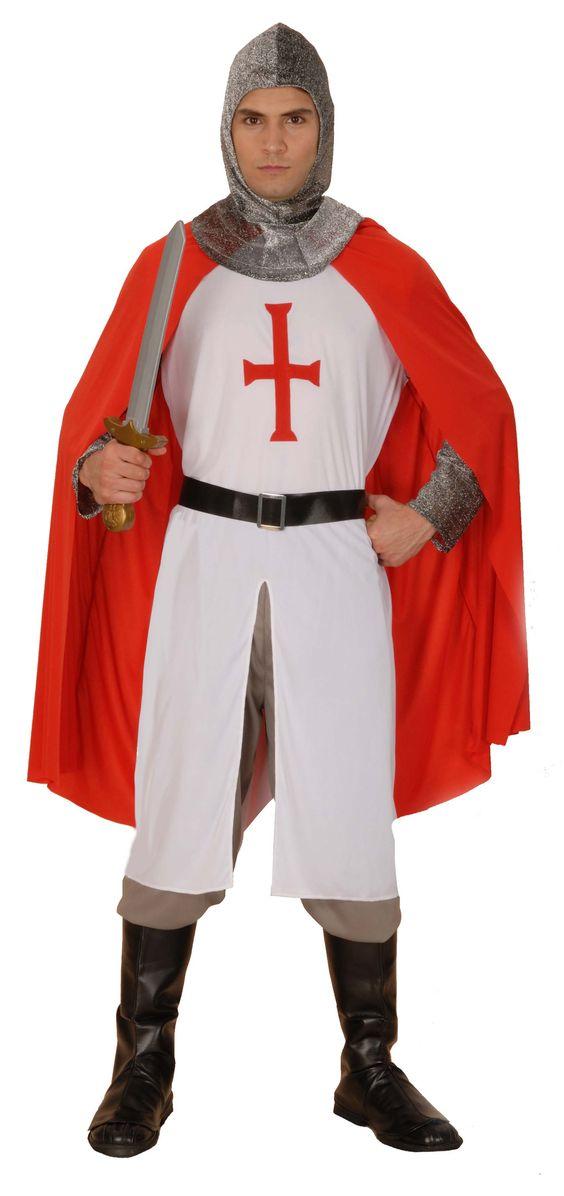 Costume homme d attaque chevalier 7da0e18d17f