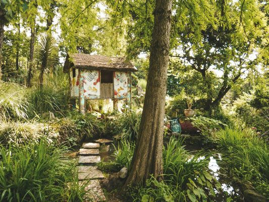 Botanischer Garten Andre Heller Journey Girl Botanischer Garten Garten Gardasee
