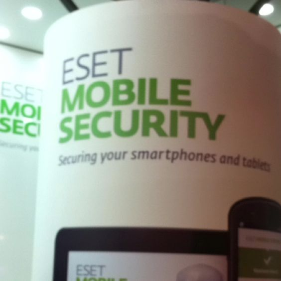 ESET mobile security Hall 2