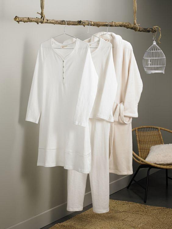 Collection de lingerie de nuit sweet par sylvie thiriez for Sylvie thiriez