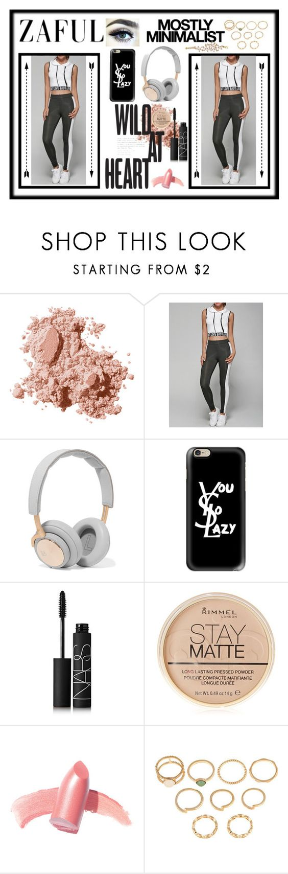 """Mostly Minilist"" by rhiannonpsayer ❤ liked on Polyvore featuring Bobbi Brown Cosmetics, B&O Play, Casetify, NARS Cosmetics, Rimmel, Elizabeth Arden, Serfontaine and Lulu Frost"