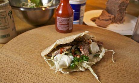 DIY Doner Kebab. Why wouldn't you want to make this?