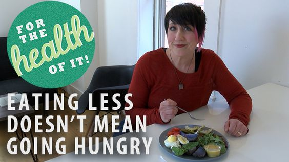 """Share:Joline Atkins explains why her advice of eating less doesn't mean that you have to stay hungry. Click here to watch, """"Eating less doesn't mean going hungry."""" Or, to catch all our episodes (with most recent first), jump over to my video page! Catch a new episode of """"For the Health of It"""" every Monday …"""