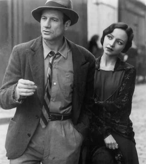 """Fred Ward and Maria de Medeiros in """"Henry and June"""""""