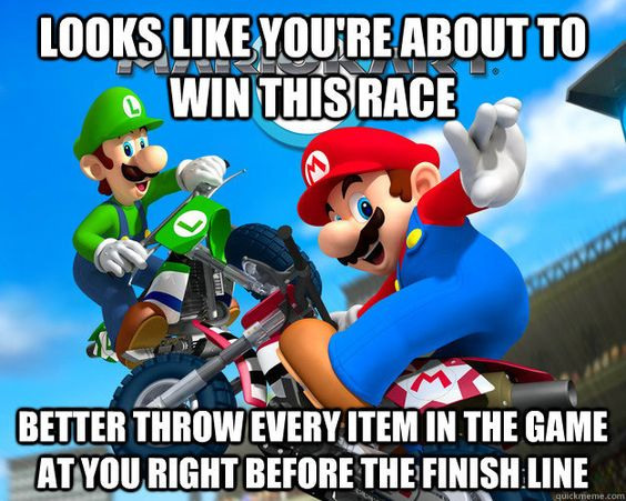 """Super Funny Memes: 30 Memes That Only """"Super Mario Bros."""" Fans Will"""