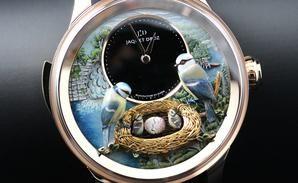 JAQUET-DROZ THE BIRD REPEATER