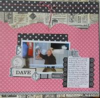 A Project by mandylee from our Scrapbooking Gallery originally submitted 11/25/13 at 07:22 PM