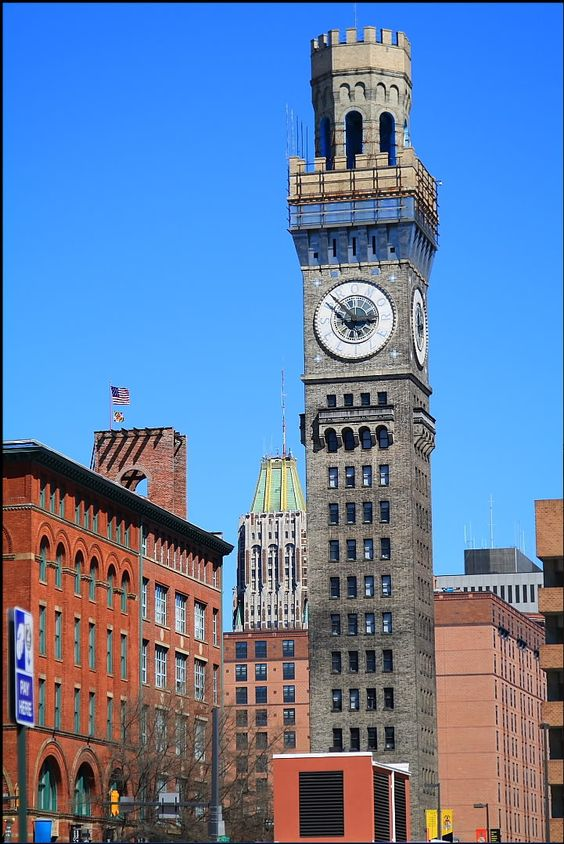 """30 FREE Things To Do in Baltimore!  """"One of my all time favorite buildings in Baltimore"""""""
