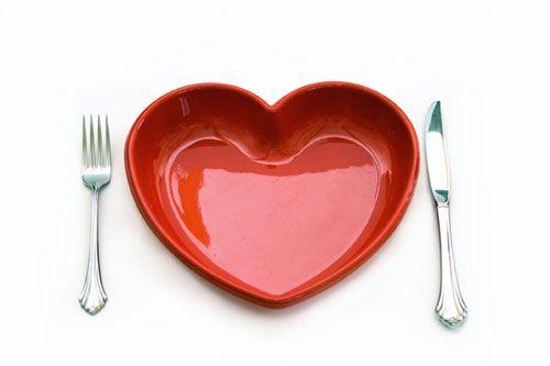 la dieta vegetariana protegge il cuore