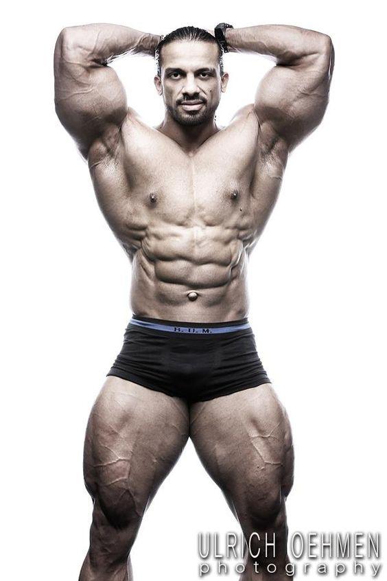 Les 12 meilleures images du tableau Bodybuilder / Eslam