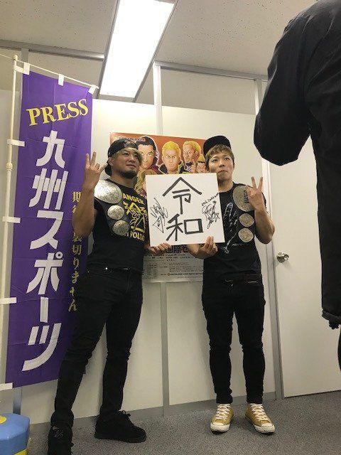 新 日本 プロレス twitter
