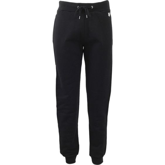 Kenzo Sweatpant Joggers ($250) ❤ liked on Polyvore featuring activewear, activewear pants, pants, joggers, sweat pants, elastic sweatpants, jogger sweatpants, cotton sweatpants and jogger sweat pants