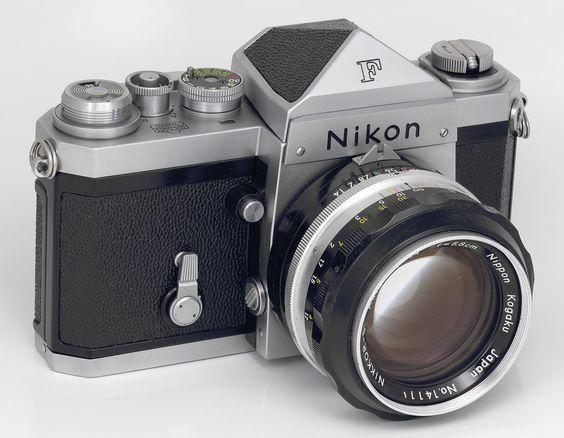 Nikon F premier du nom | by s58y