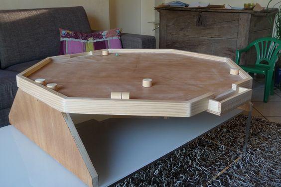 tuto pour fabriquer un jeu de foot de salon en bois id es pour charly pinterest cars. Black Bedroom Furniture Sets. Home Design Ideas