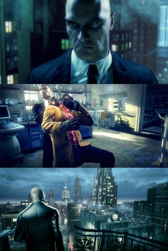 Hitman Absolution Game Screenshots