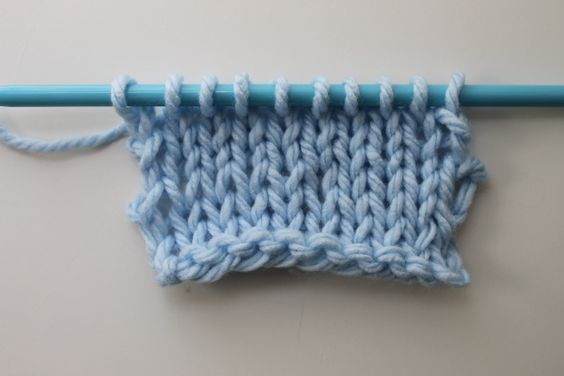 Why Are My Knitting Stitches So Loose : Smooth, Stitches and Stockinette on Pinterest
