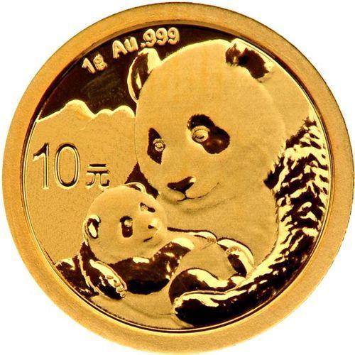 1 20th Oz Chinese Gold Panda Bullion Coin Gold Coins Chinese Panda Bullion Coins