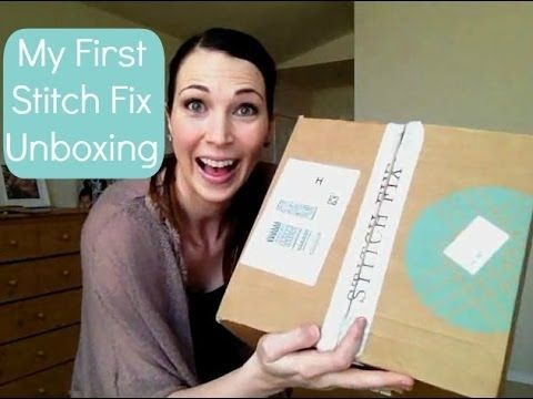 ▶ My First Stitch Fix Unboxing - #YouTube