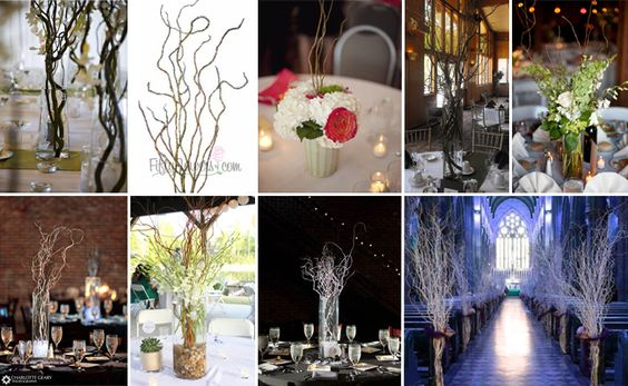 Curly Willow Ideas
