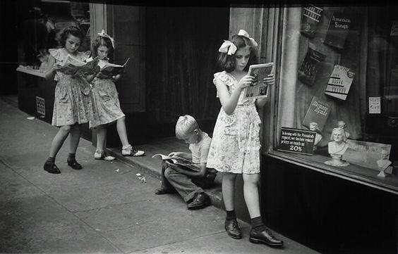 lectura vintage