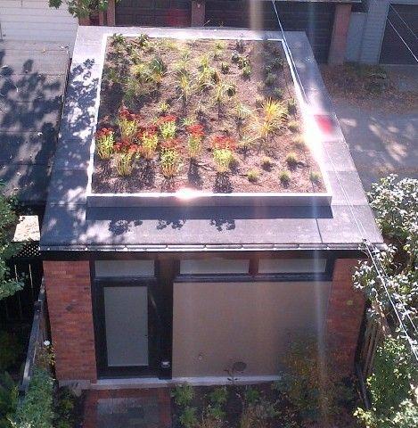 Best Residential Garage Green Roof Green Roofs Pinterest 400 x 300