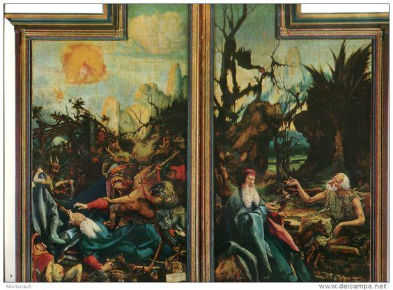 Die Kreuzigung Jesu - Druck,  aus Westermanns Monatsheften entnommen