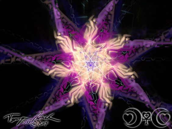 The Seraphim Project 2012-2027  Spirit of Seven Star
